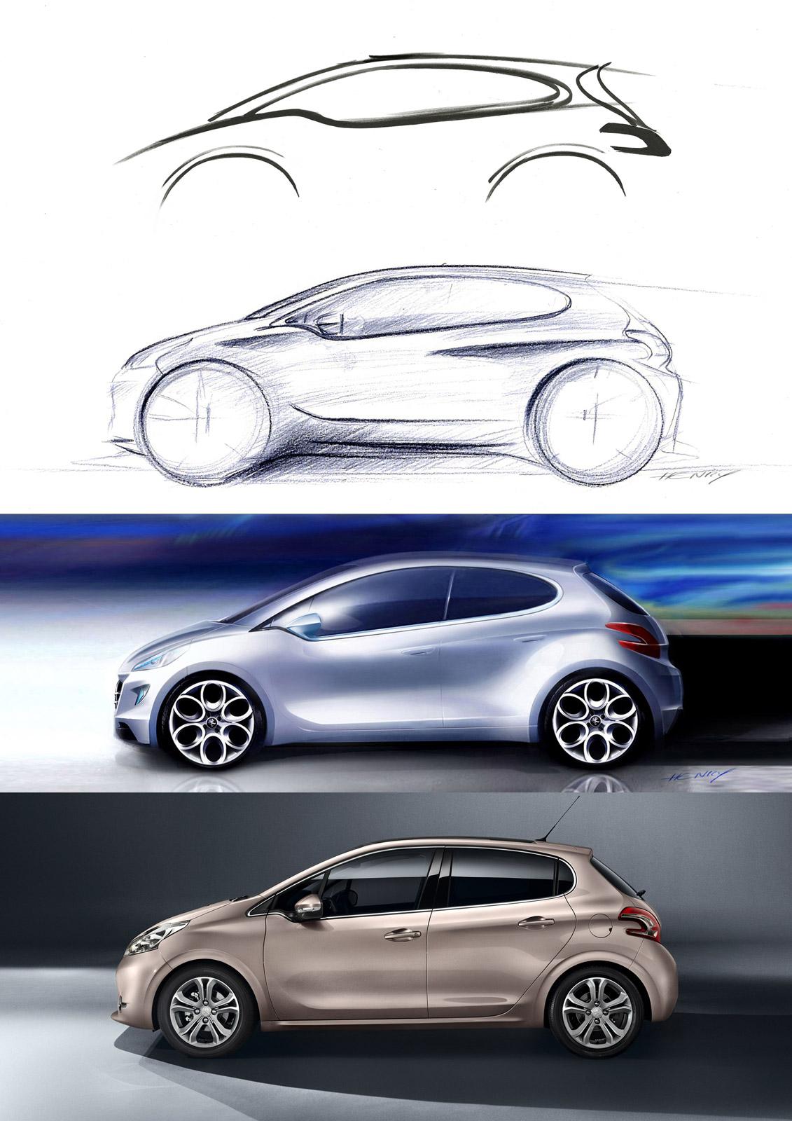 [Présentation] Le design par Peugeot - Page 9 2087