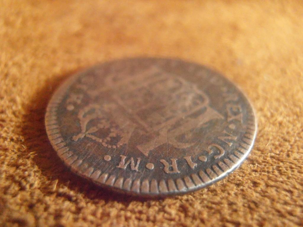 1 Real 1793 Carlos IV. Guatemala  P9040004