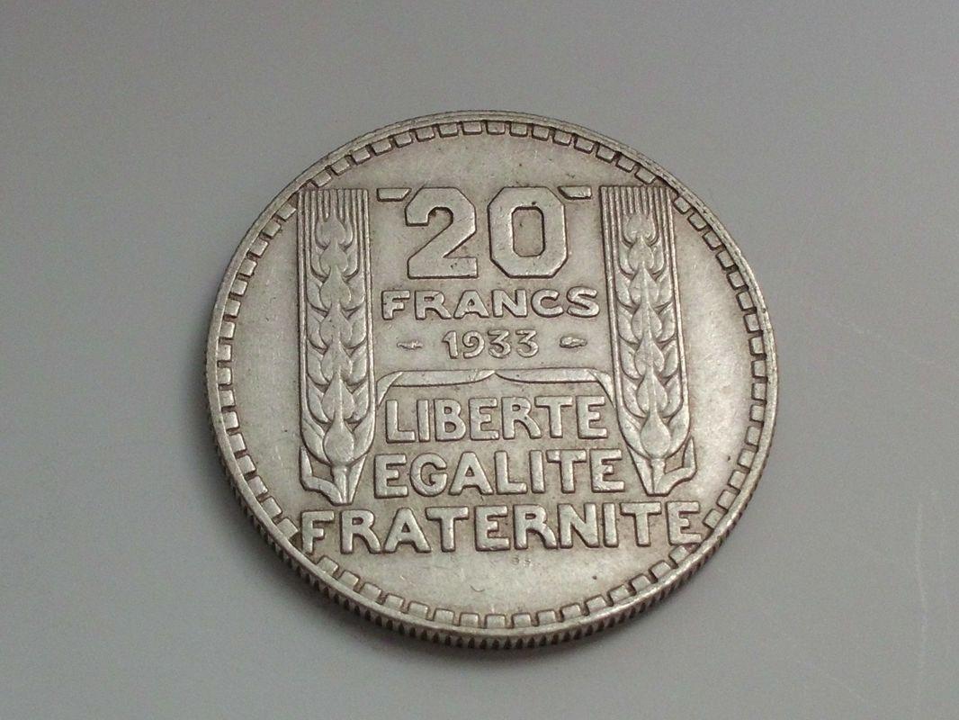 20 francos 1933 CIMG1994