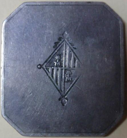 Pasarela de moda numismática Fernandina en Palma: Crónica. Cuadrada_R