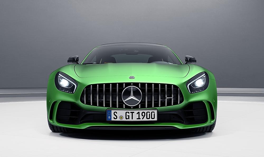 AMG GT-R no Brasil Image