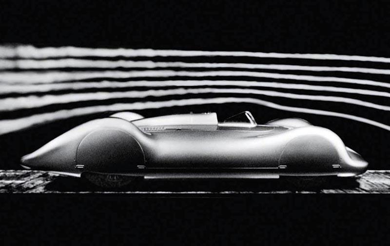1937 Auto Union Type C V16 Streamliner Image