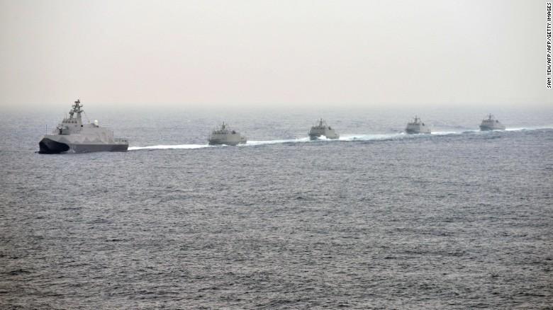Islas en conflicto en Sudasia- Spratley,Paracel - conflictos, documentacion, acuerdos y articulos Taiwan_vessels
