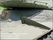 Советский тяжелый танк ИС-2, ЧКЗ, февраль 1944 г.,  Музей вооружения в Цитадели г.Познань, Польша. 2_129