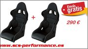 SCS-PERFORMANCE, Recambio clásico & racing Fin