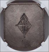 30 SOUS 1808 MALLORCA Fernando VII (octagonal) a M.Antonia dedit Image
