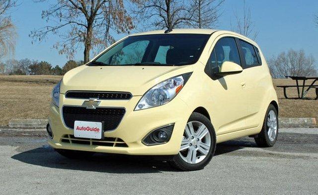 Auto nuova a meno di 10.000€, qual'è la più conveniente? - Pagina 2 Chevrolet_Spark