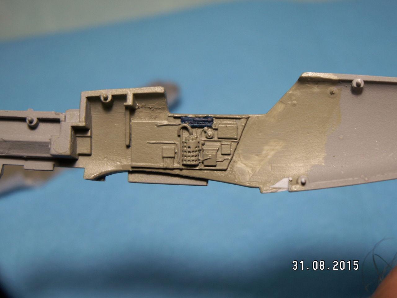 Messerschmitt Bf 109 E-3 / E-4 arfix PICT0073
