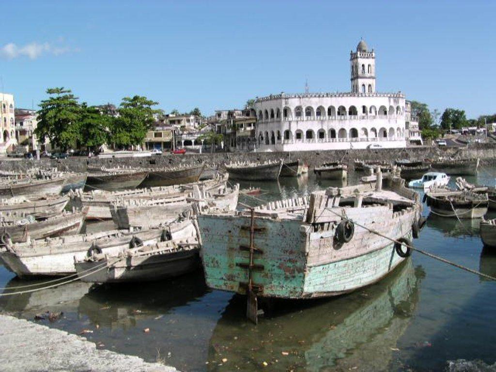 5000 Francos Islas Comores, 1984 Moroni