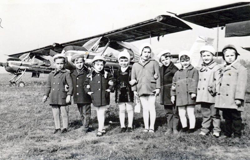 Aeroportul Arad - Poze Istorice La_aeroport_1967