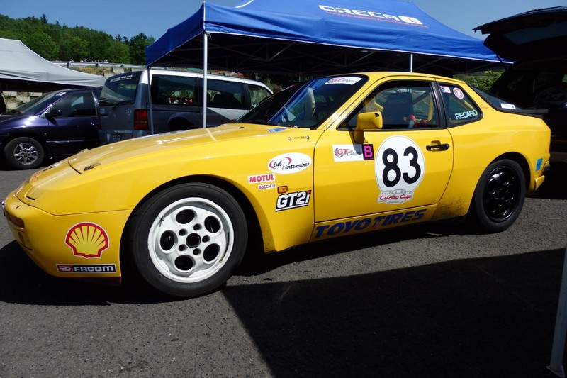 """Ma 944 Turbo Cup et sa saison """"piste"""" 2014 . - Page 3 P6080009"""