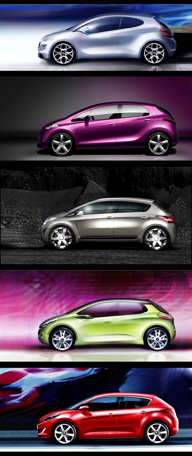 [Présentation] Le design par Peugeot - Page 9 20810
