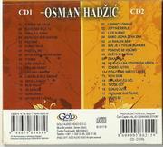 Osman Hadzic 2017 - Hitovi DUPLI CD Scan0002