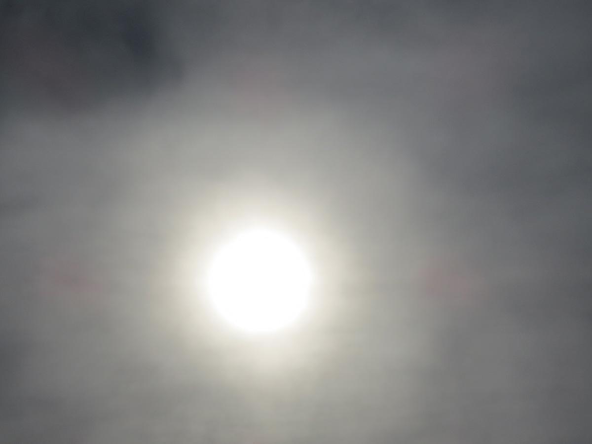 Die Erde, in der wir leben und der Raum, der die Welt ist - Seite 7 Sonne