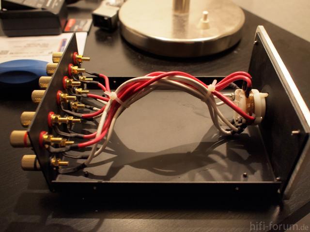 Dos amplificadores para el mismo juego de altavoces. Dynavox2