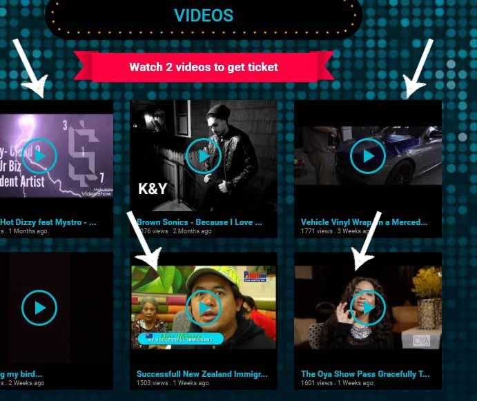 Snuckls - Gana dinero viendo Videos de youtube - con GUIA + comprobante de PAGO 3es