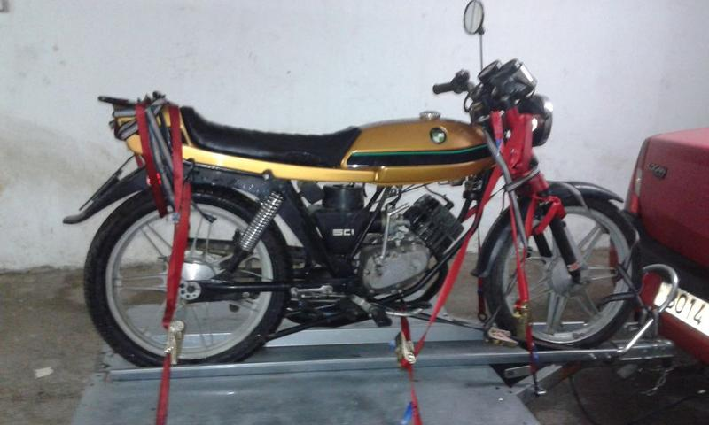 Puch Monza II - Restauración y dudas 20180528_230639