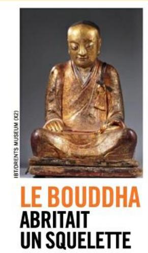Bouddhisme et son plagiat de   momification 'Égyptienne Boudha1