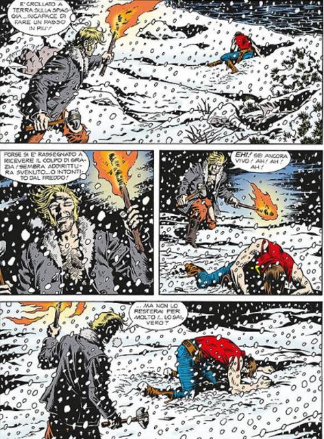 Alla ricerca di Zagor (n.536/537) Bros