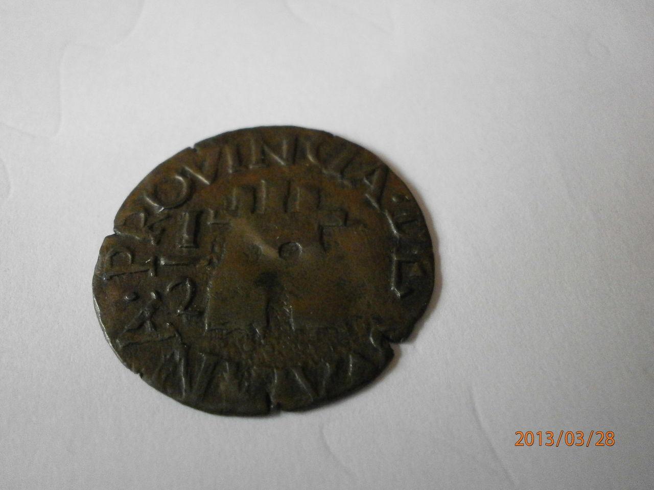 1/2 Real 1814. Fernando VII. Guayana (Venezuela) P3280002