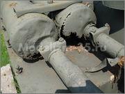 Советская легкая САУ СУ-76М,  Военно-исторический музей, София, Болгария 76_072
