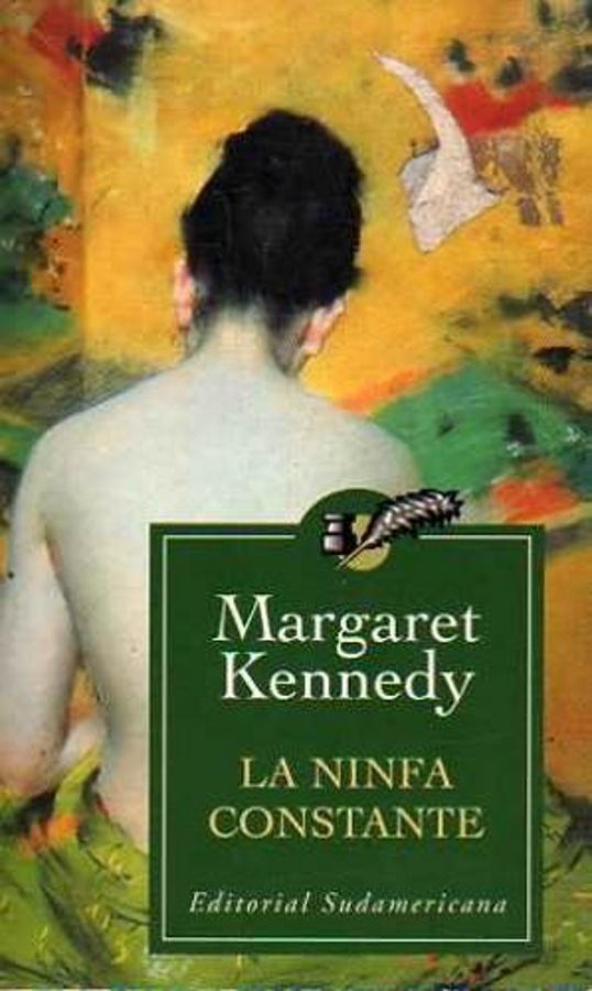 La ninfa constante - Margaret Kennedy Ninfa