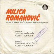 Milica Romanovic - Diskografija Zadnja