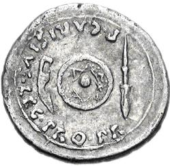 Glosario de monedas romanas. ESPADA. Image
