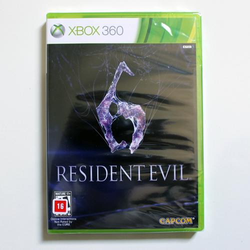 [Dual Games] Vários Jogos Novos Lacrados em até 12 vezes sem juros com Frete Grátis! Resident_evil_6