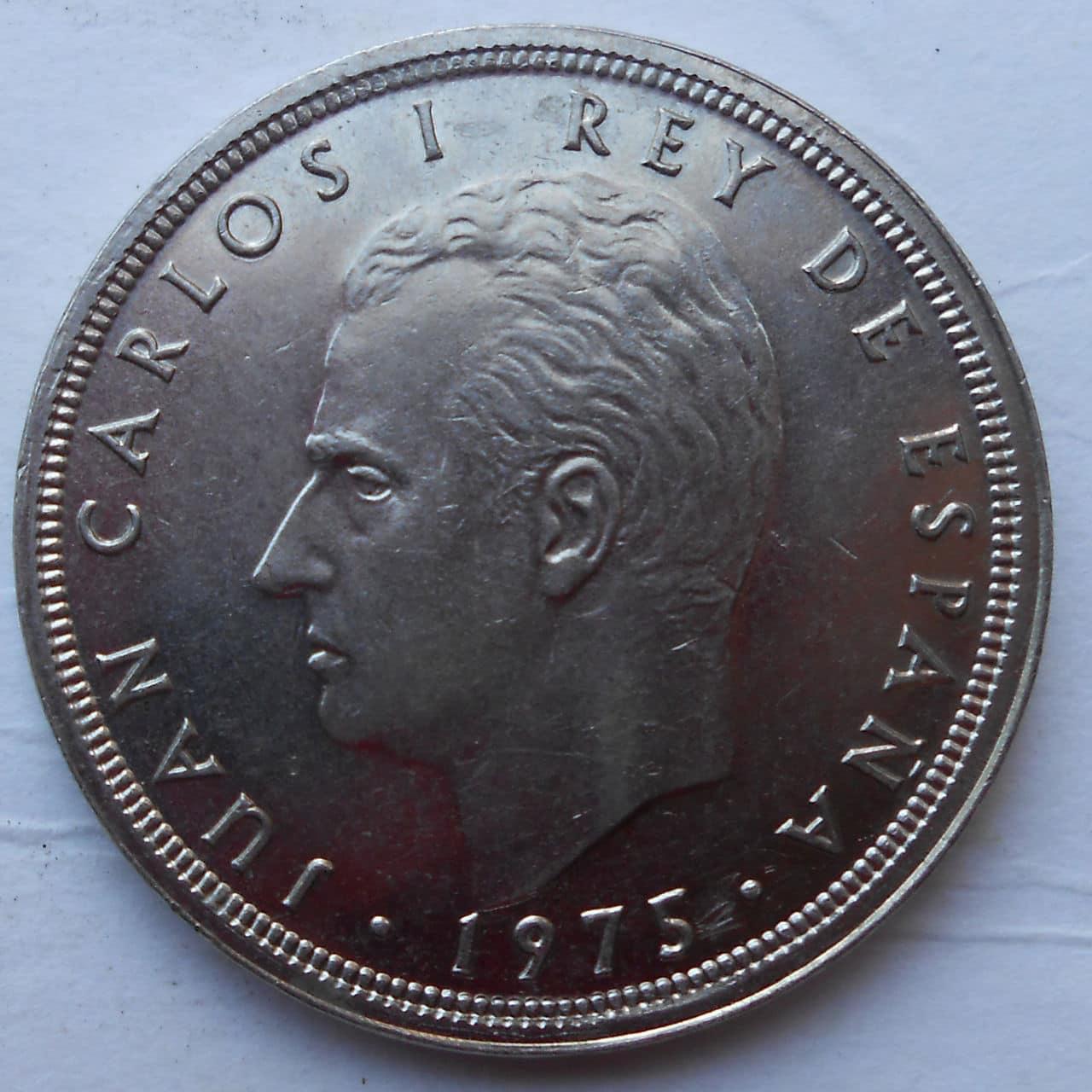 50 pesetas 1975 * 19 - 80  Juan Carlos I DSCN0673