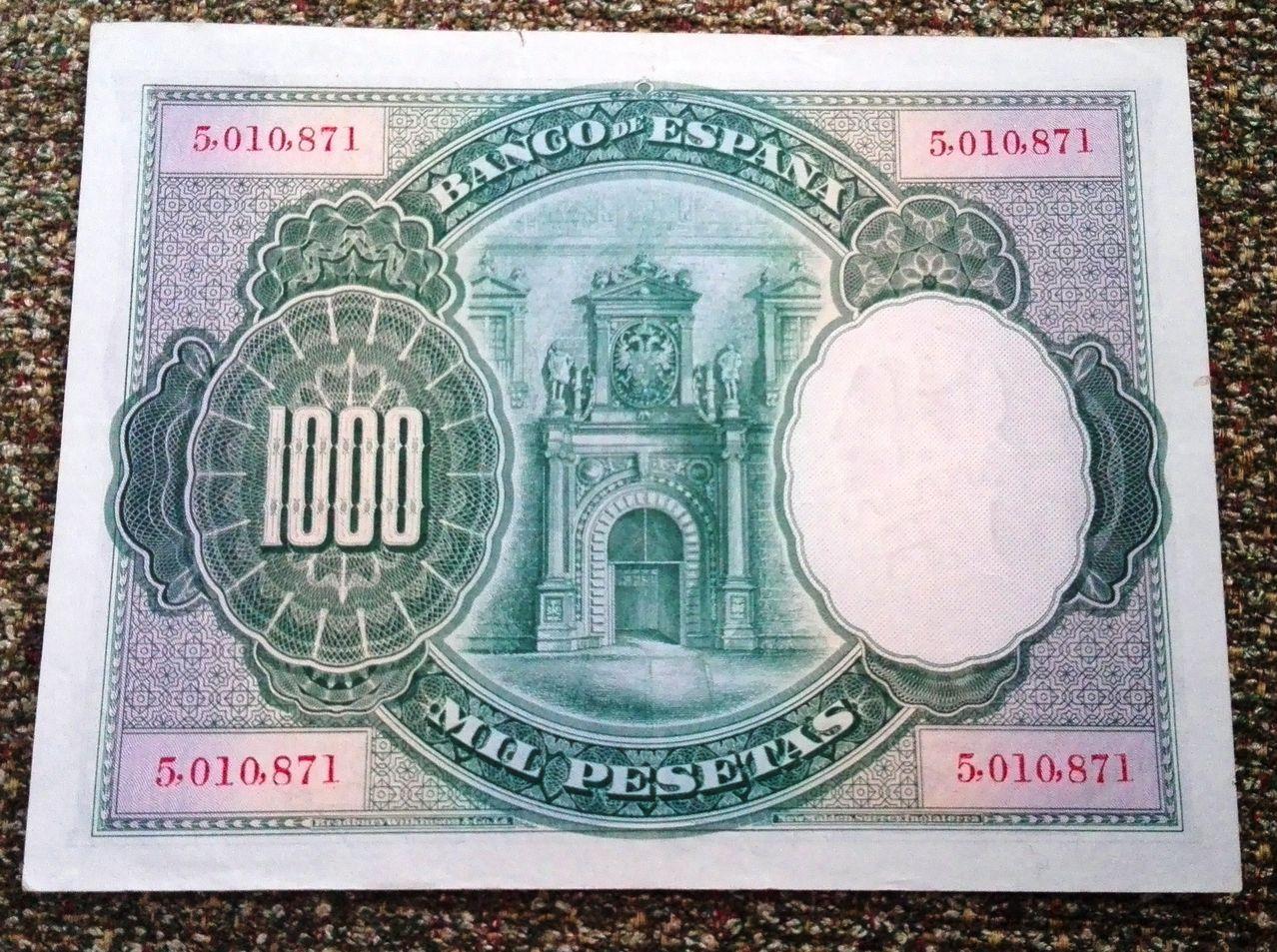 1000 pesetas 1925 (número superior a 5 millones) 1000_pts_1925_b