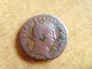 Dupondio de Trajano. TR POT COS III(I) P P / S C. P1400094