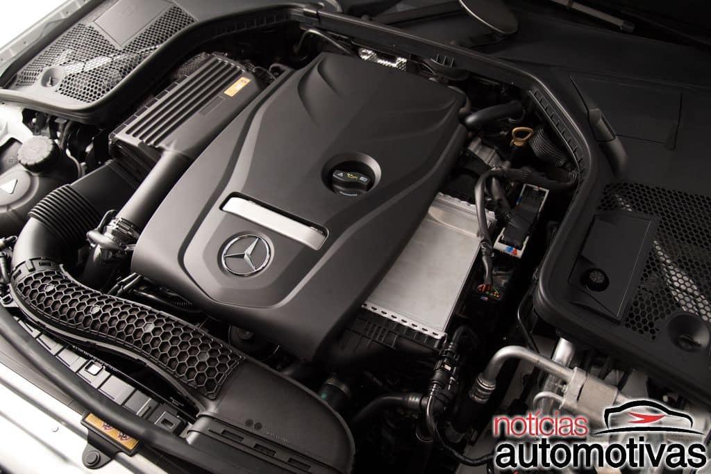 Classe C 300 Sport estreia como versão topo de linha por R$ 241,9 mil Mercedes-benz-c-300-sport-2018-6