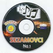 Sezamovci Koktel - Kolekcija Sezamovci_-_2014_-_Koktel_No._1_CD