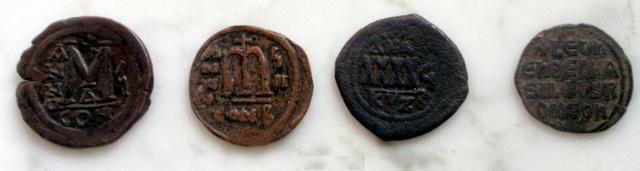 Denominación de las monedas de Bizancio. 1ª parte 40_NUMMI_TIPOS_REV
