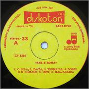 Haris Dzinovic  - Diskografija  Haris_Dzinovic_1985_1_s_A