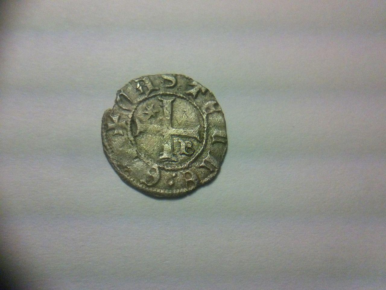 """""""Seisén"""" de Enrique III. (1390-1406). Burgos. IMG519"""