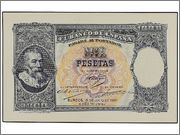 Subastas nacionales e internacionales de notafilia 1937_1000_pts