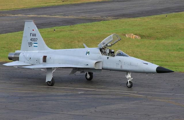 Honduras: Aprueban convenio para repotenciar aviones de la FAH. 301740
