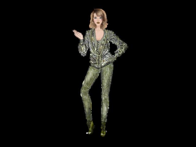 Fashions Tops_green