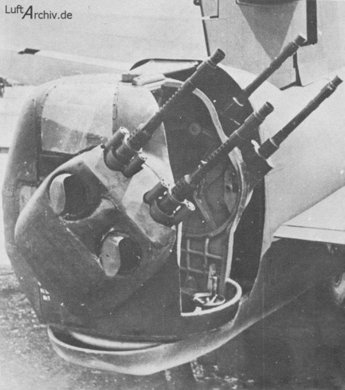 Luftwaffe 46 et autres projets de l'axe à toutes les échelles(Bf 109 G10 erla luft46). Hl131_he177a