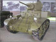 Американский легкий танк M3A1 Stuart, Музей отечественной военной истории, д. Падиково Московской области M3_A1_Padikovo_002