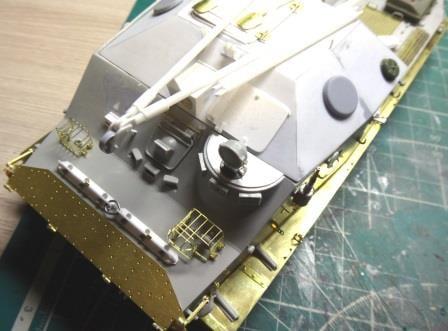 МТП на базе БТР-50ПК ГОТОВО - Страница 5 DSC01078