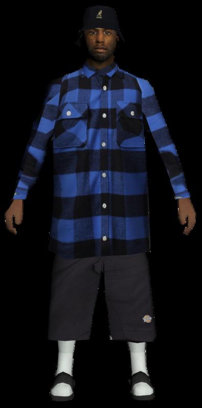 [Skin] [FND] Random black man Buckethatcrip