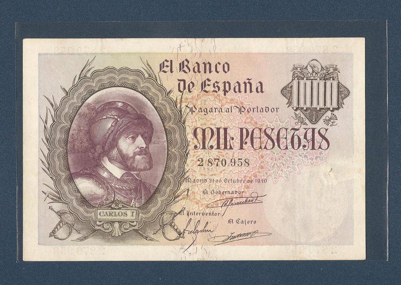 1000 Pesetas de 1940 (Carlos I). Falso de Época. Imagenlibro33_023
