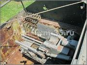 Советская легкая САУ СУ-76М,  Военно-исторический музей, София, Болгария 76_045