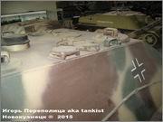 """Немецкая тяжелая САУ  """"JagdPanther""""  Ausf G, SdKfz 173, Deutsches Panzermuseum, Munster Jagdpanther_Munster_034"""