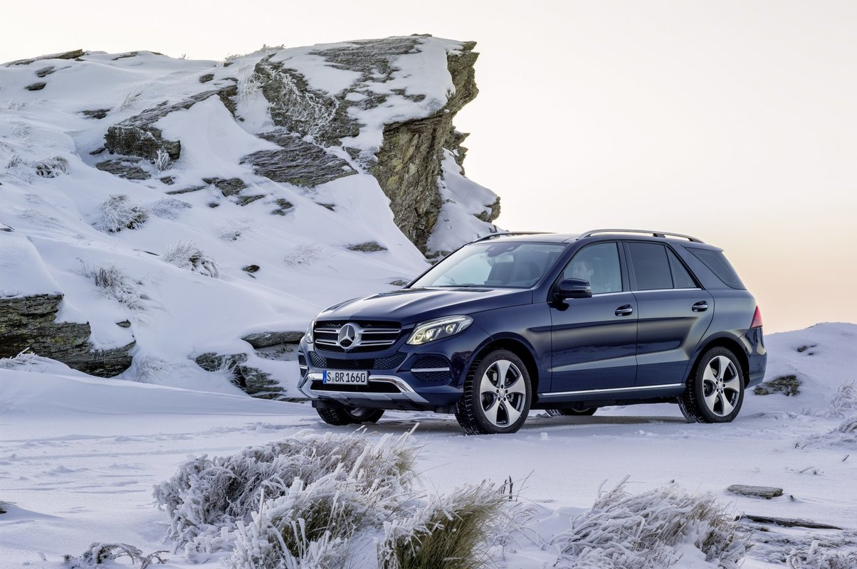 mercedes desiste de diesel nos EUA Mercedes-_GLE-1