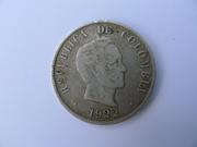 50 Céntimos Colombia 1922 P1170911