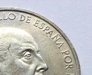 100 pesetas año 69 . Estado Español . estrella trucada?? - Página 3 Cancerbero_69_curvo
